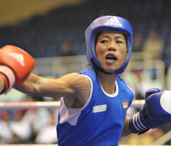Mary Kom qualifies for London Olympics