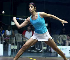Joshna, Anaka head Indian challenge in Chennai Open squash