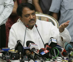Let BCCI consider our decision on SRK: Deshmukh