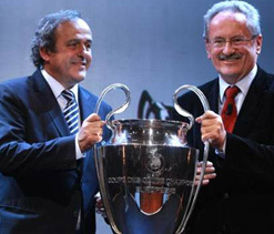 Bayern and Chelsea were better than Real Madrid and Barcelona: Platini