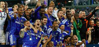 UEFA Champions League final: Chelsea's great escape to victory