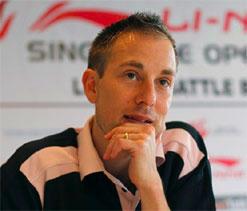 Badminton veteran Gade builds up towards London Olympics