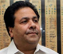 JD-U MP demands IPL chief Rajiv Shukla`s resignation