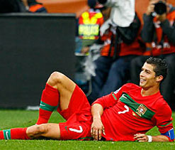 Cristiano Ronaldo: Portugal can beat Germany