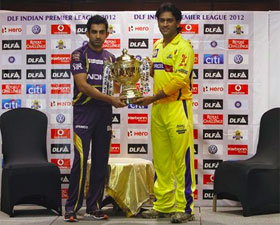 IPL final: Super Kings, Knight Riders battle for supremacy