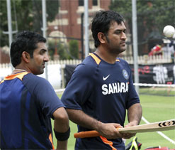 Gambhir can`t be compared to MSD as T20 captain: Ganguly