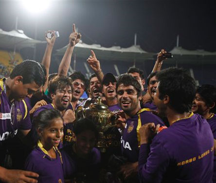 IPL 2012 final: Key moments of 2012 IPL final