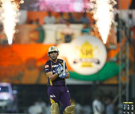 IPL 2012: Kolkata Knight Riders` road to glory