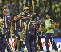 IPL 2012 final: Key moments of 2012 IPL final