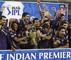KKR were destined to win: Ganguly