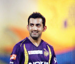 Mission accomplished: Gambhir after winning IPL