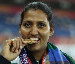 Want to go past world record mark before Olympics: Krishna Poonia