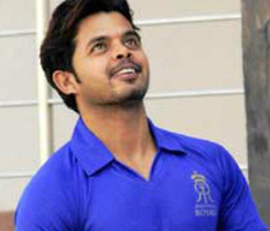 Injured Sreesanth ruled out for five months