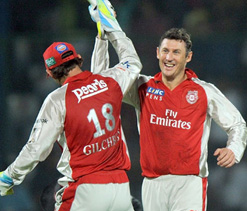 The side is more confident now: Hussey
