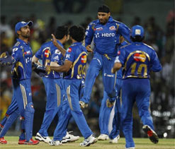 IPL 5: Chennai vs Mumbai -- As it happened...