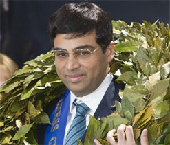 Viswanathan Anand gets his dues