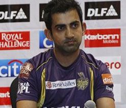 Franchises should be fined for players` misconduct: Gambhir