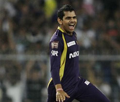 Sunil Narine to replace injured Roach