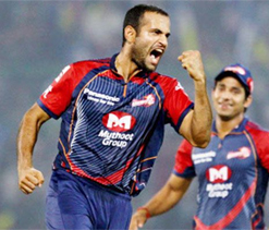 Senior players helping Daredevils stay grounded: Irfan