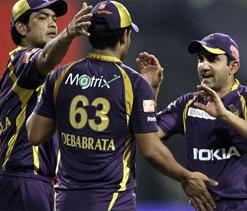IPL 2012 Kolkata Knight Riders vs Pune Warriors: As it happened…