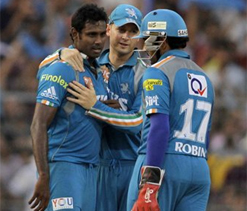 Pune Warriors fined for slow over rate
