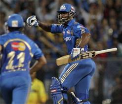 IPL 2012: Mumbai Indians stun Chennai Super Kings in last-ball thriller