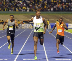 Usain Bolt clocks 2012's fastest 100m time