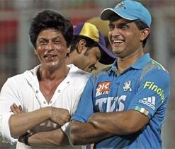 Shah Rukh describes Ganguly as legend