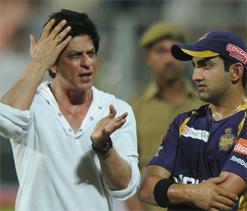 Gambhir is the finest skipper I have seen: SRK