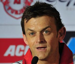 Gilchrist to take a final call on his availability on Tuesday