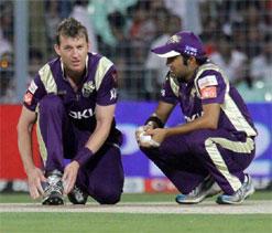 Gambhir is a brilliant captain: Lee
