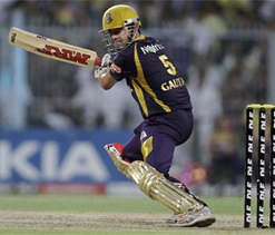 IPL 2012: Gambhir to take on Delhi and Sehwag as KKR lock horns with Delhi Daredevils today