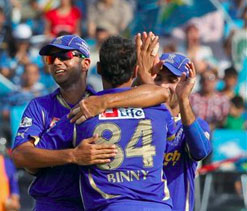 IPL 2012, Pune vs Rajasthan: As it happened...