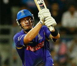 IPL 2012: Watson leads Rajasthan to a comfortable win over Pune
