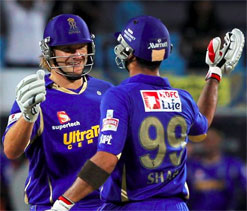 Upbeat Rajasthan Royals square off against floundering CSK