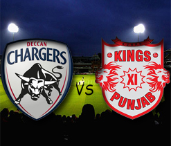 IPL 2012: Deccan Chargers vs Kings XI Punjab -- as it happenend...