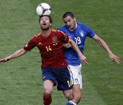 Euro 2012: Spain, Italy share honours in a gripping encounter