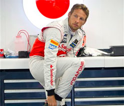Hamilton insists 'battling' Button 'still a deadly threat