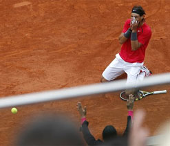 French Open 2012 final: 'The match point' Djokovic couldn't save