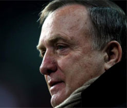 Russia coach Advocaat not to make changes for Poland