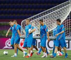 Euro 2012 Preview: Netherlands vs Germany