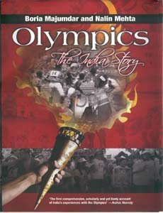 Book on India`s Olympic journey hits stands