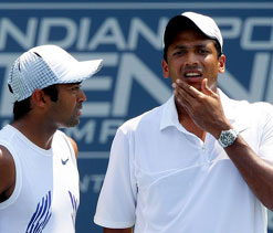 Bhupathi, Paes may not play together at London Olympics