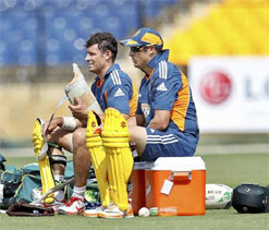 Australian cricketers` strike prospects fade
