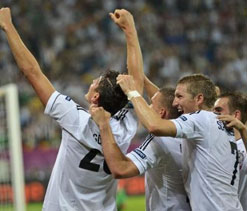 Germany can win Euro 2012