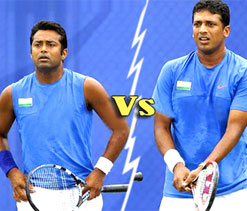 Gloves off in Paes-Bhupathi battle