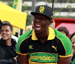 'Lightening' Bolt says his London Olympics victory speech is ready