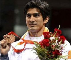 I want to win gold medal this time, says Vijender Singh
