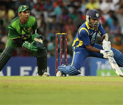 4th ODI: Sri Lanka beat Pakistan by 44 runs