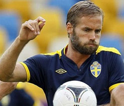 Mellberg rues cheap goals as Sweden exit